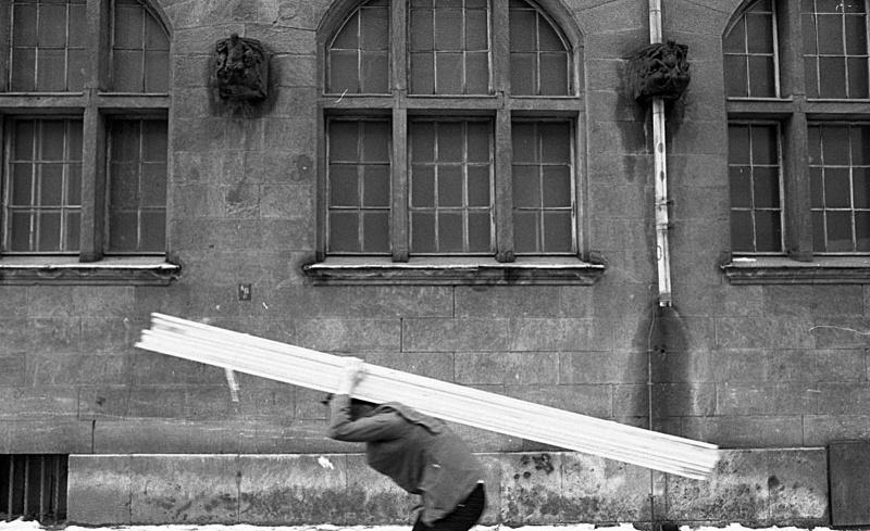 DDR – straatbeelden